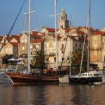 Harbours in Croatia